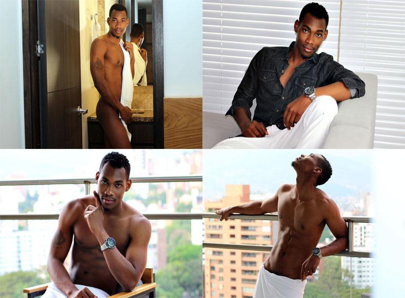 Young Ebony Boy